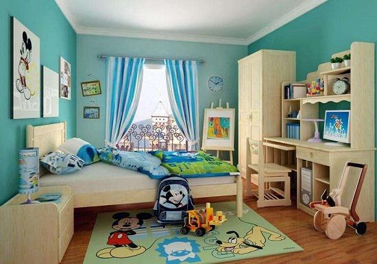 选购儿童家具需注意四细节