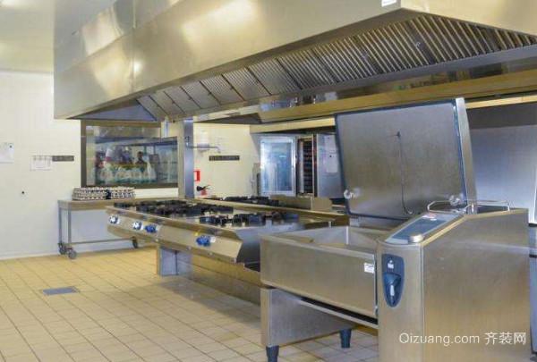 中央厨房怎么设计