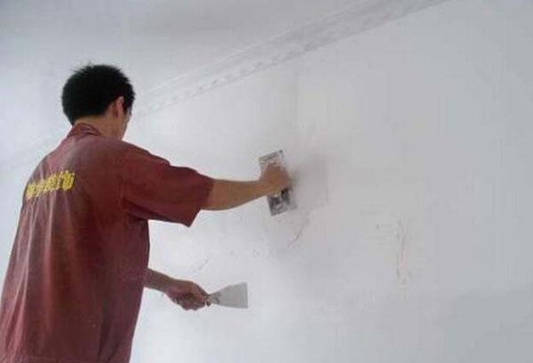 乳胶漆施工工艺