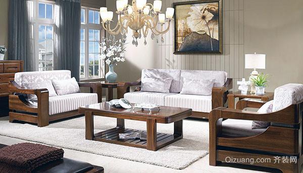 实木沙发什么品牌好 选购更方便