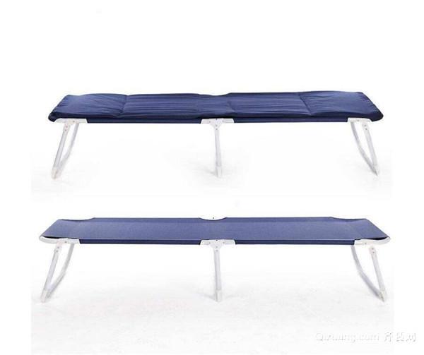 收缩折叠床