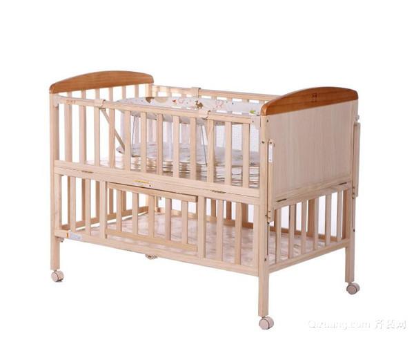 宝宝折叠床