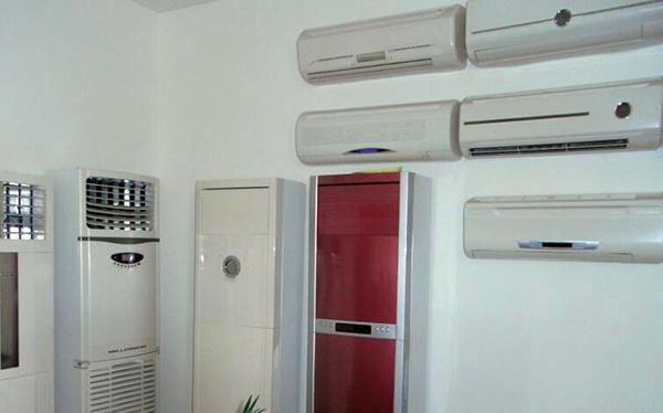 空调制冷面积