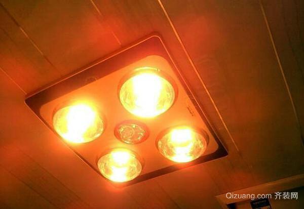灯暖型浴霸有哪些