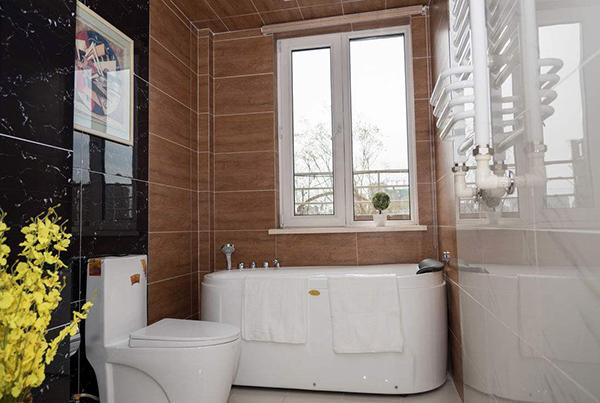 浴室装修的细节