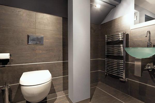 卫生间要怎么设计才显得高大上
