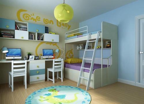 儿童房装修设计注意事项