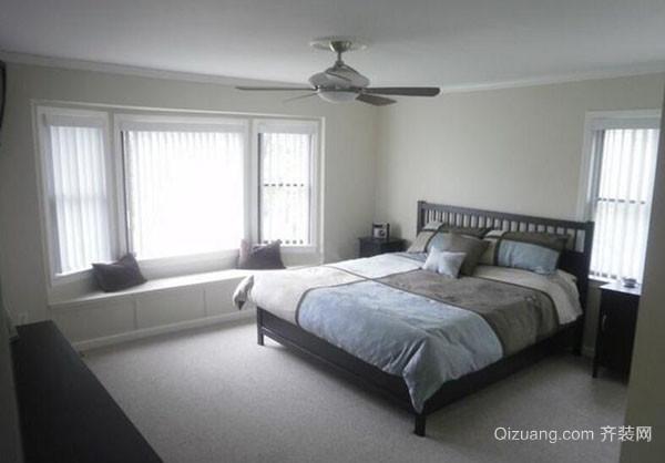 飘窗装修设计方式 打造室内休闲空间