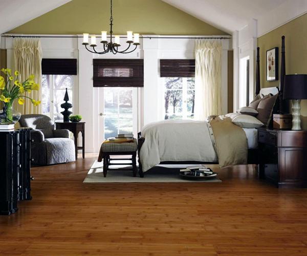  怎样做好竹地板的清洁与保养 打造环保型家居