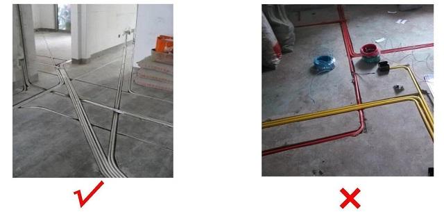 家装布线走线方法 装修线路布置图