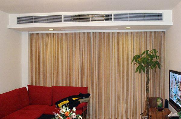 家用中央空调怎么选 三招轻松搞定