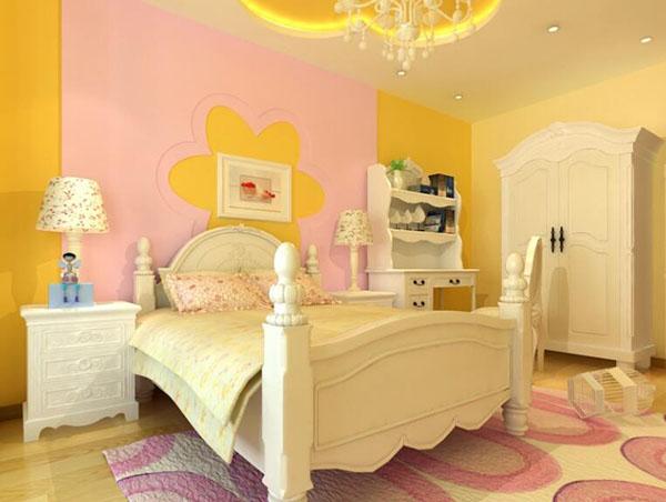 孩子卧室颜色布置 这几个配色很实用