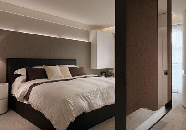 卧室隔断装修设计技巧 装出不一样的卧室空间