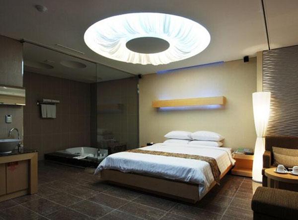 卧室灯具布置要素 常见灯饰都有说明