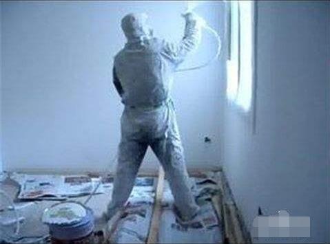 乳胶漆是喷好还是刷好 不要再听老板和工人的了