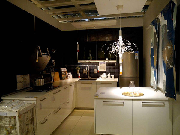 厨房装修的五个注意要点 少一点都不妥