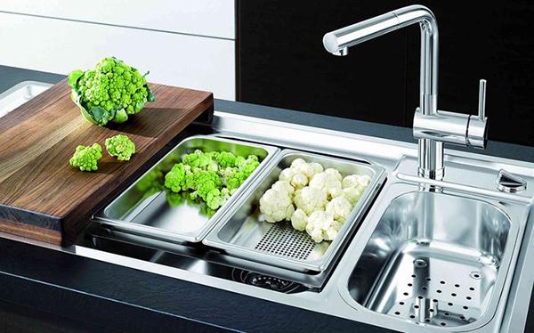 厨房水槽挑选