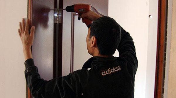 套装门的安装步骤盘点 详细方法教会你