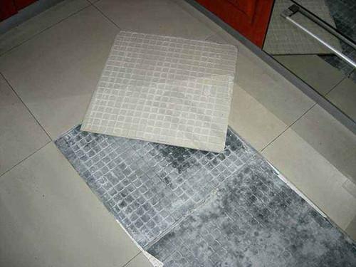 地板砖鼓起的原因是什么 地板砖鼓起解决方法