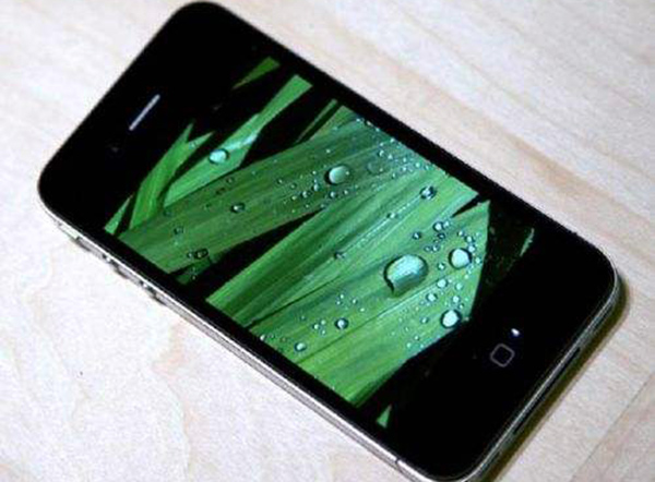 手机液晶屏漏液