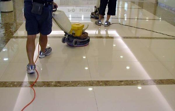 清洗大理石地面的方法大全