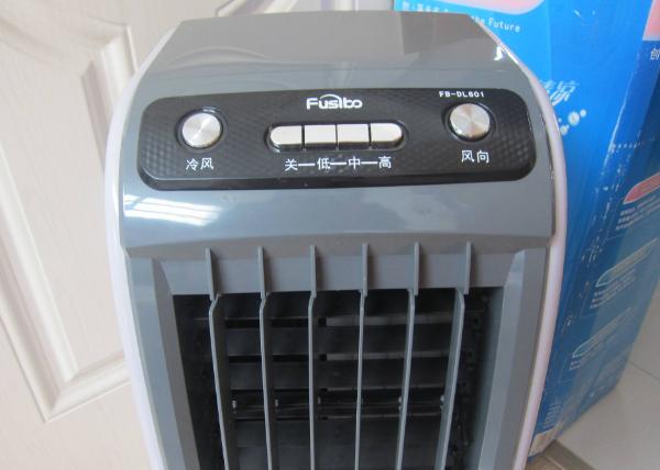 富士宝空调扇如何使用