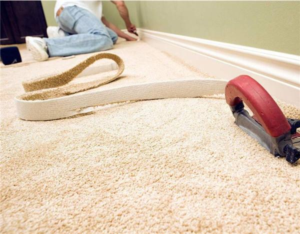 卧室地毯搭配