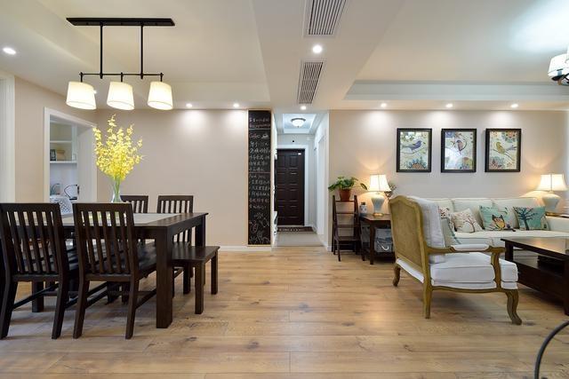 140平四房两厅简美装修