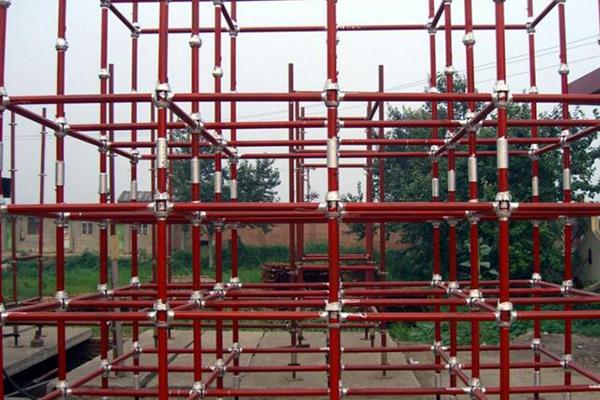 双排脚手架搭设施工方案 建筑脚手架搭设规范