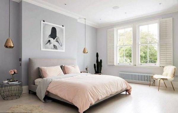 不可不知的卧室设计五原则