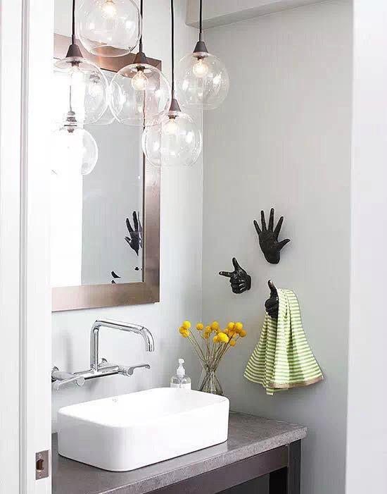 卫生间装修的六大技巧 让你的卫生间美不可言
