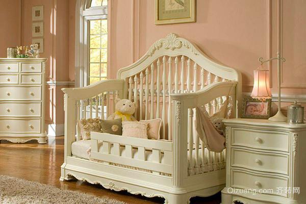 双胞胎婴儿床尺寸 双胞胎婴儿床图片