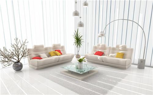 白色家具清洁