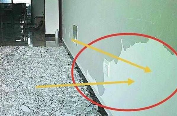 新房墙壁装修细节