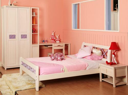 儿童房板材家具选购