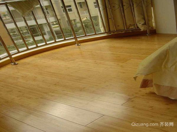 竹木地板购买