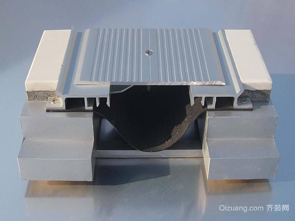 墙面变形缝的施工处理方法