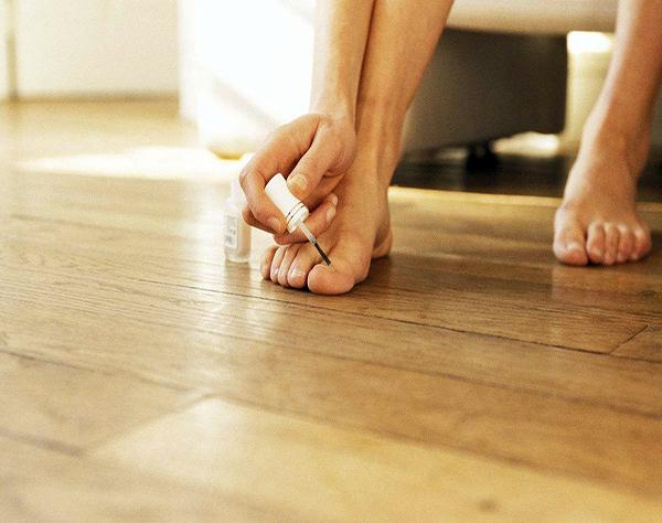 软木地板打蜡