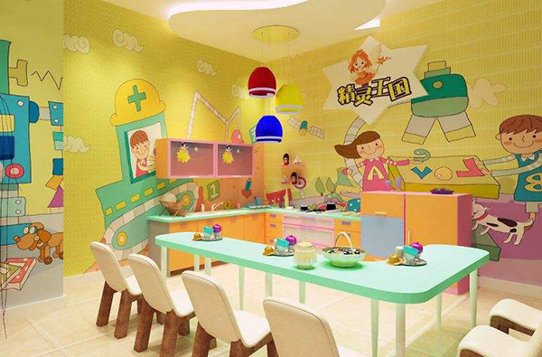 儿童主题餐厅设计原则
