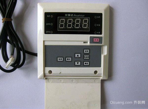 太阳能热水器控制器维修