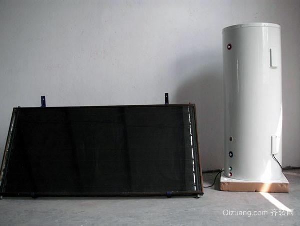 分体式太阳能热水器介绍