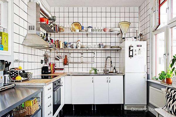 开放式厨房改造二