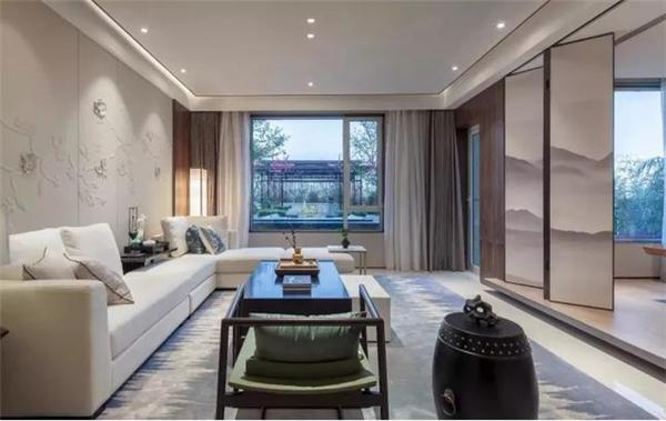 400㎡新中式联排别墅