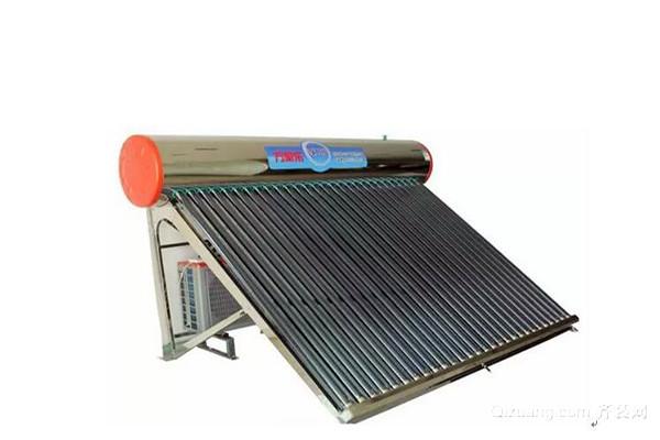 空气太阳能热水器