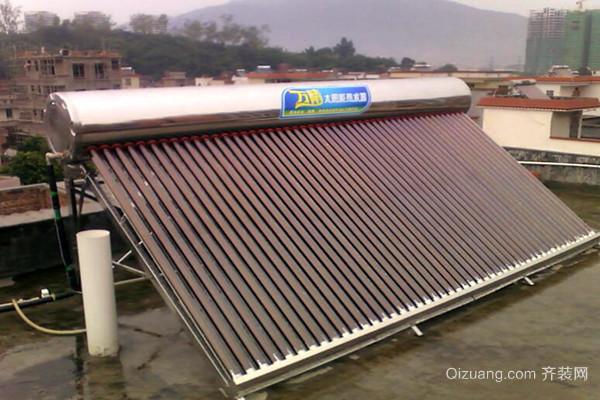 太阳能热水器好吗