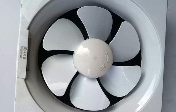 家用换气扇安装方法