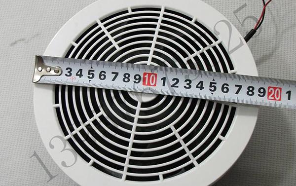 家用换气扇安装注意事项