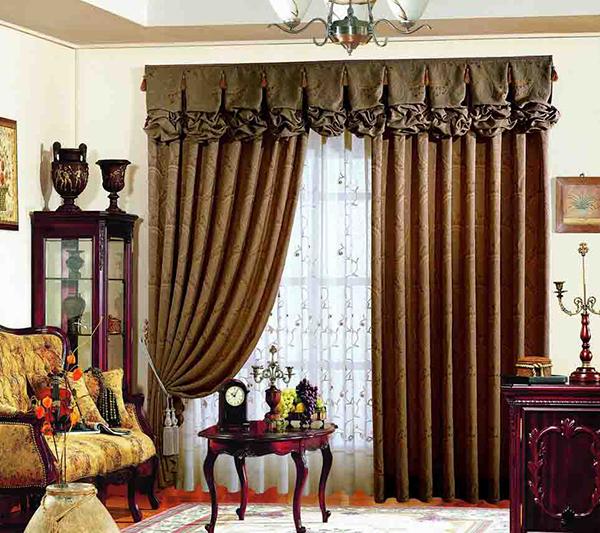 窗帘什么材质比较好 装饰家居的美