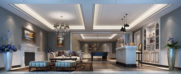 家装设计刘工:客厅沙发与茶几如何搭配