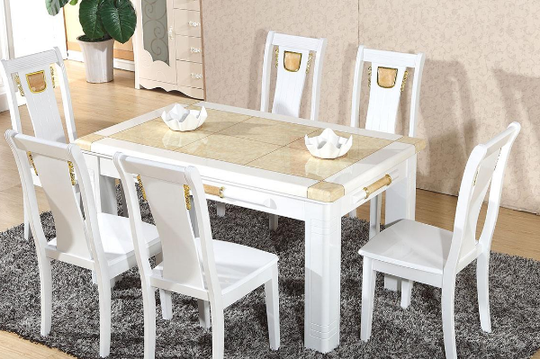 大理石餐桌选购